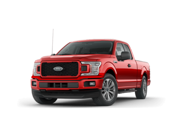 New 2018 Ford F-150 XL Truck in El Paso, TX